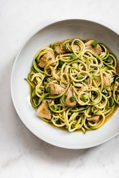 These teriyaki chicken zoodles are easy so delicious and ready. These teriyaki chicken zoodles are easy so delicious and ready in only 15 minutes! A tasty low-carb option. New Recipes, Dinner Recipes, Favorite Recipes, Healthy Recipes, Healthy Eats, Delicious Recipes, Amazing Recipes, Healthy Foods, Dinner Ideas