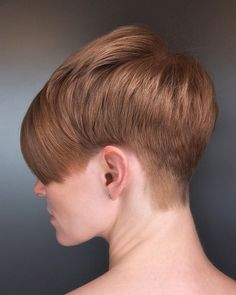 Sassy Summer Short Hairstyles In 2019 - Nail Art Connect Short Hair Hacks, Short Hair Cuts, Short Hair Styles, Nice Short Haircuts, Pixie Hairstyles, New Hair, Stylists, Hair Colors, Instagram