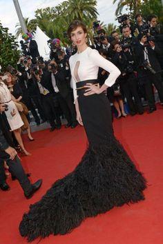 Paz Vega in Cannes