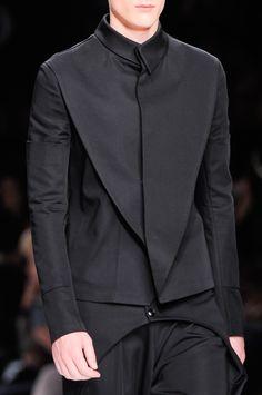 Ji Wenbo S/S 2014 Menswear Paris Fashion Week