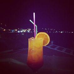 #TarantulaTequila sunrise at midnight