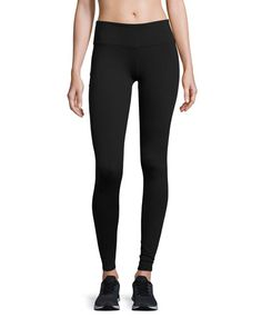 ALO YOGA AIRBRUSH SPORT LEGGINGS, BLACK. #aloyoga #cloth #
