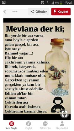 #mevlana  #corekotuyagi   Amin insAllah My Children Quotes, Quotes For Kids, Best Love Messages, Funny Share, Life Sentence, Quotes About God, Beautiful Words, Self Improvement, Cool Words