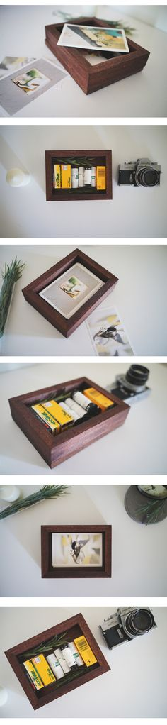 We absolutely love the the over look of our Small Dark Proof Boxes and all the possibilities they hold. <3