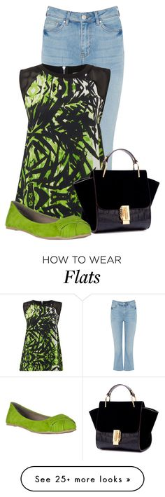 """""""Untitled #15693"""" by nanette-253 on Polyvore featuring Warehouse and Label Lab"""