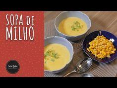 SOPA DE MILHO - YouTube