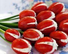 Tulipas de Tomate