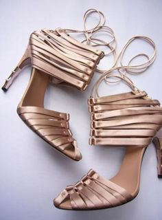 Gucci - Corset Heels - Tom Ford Era - The ones that got away!  I WILL add these to my collection one day!