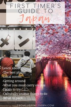 Traveling to Japan For the First Time: Top Tips for Everything You Want to Know Magical Vacations Travel, Vacation Trips, Dream Vacations, Tokyo Japan Travel, Japan Travel Tips, Life Before You, Living In Europe, Work From Home Tips, Visit Japan