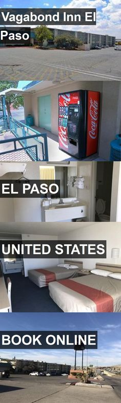Hotel Vagabond Inn El Paso in El Paso, United States. For more information, photos, reviews and best prices please follow the link. #UnitedStates #ElPaso #travel #vacation #hotel
