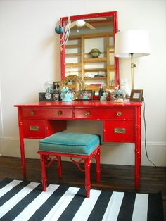 Inspiration to use the Amy Howard At Home Brisson Red Spray Lacquer