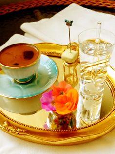 #gununkahvesi from damla bayrak, turkish coffee,