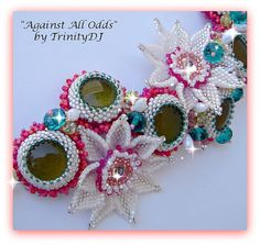 BR-164-2016-113  Against All Odds  Bead embroidered by TrinityDJ