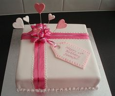 present cake images