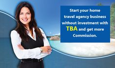 Start your home travel agency business without investment with TBA and get more commission.  Know more visit : http://www.travelbookingagent.in/
