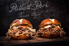 Pulled Pork -Texas Style- - Powered by @ultimaterecipe
