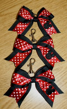 Key Chain Bows....