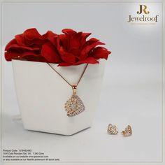 Pendant Set, Diamond Pendant, Gold Pendant, Jewellery Designs, Necklace Designs, Dimond Ring, Gold Jewelry, Gold Necklace, Diamond Mangalsutra