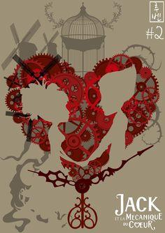 Daily Film #2 - La Mecanique du Coeur by Hyung86 on DeviantArt