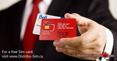 For a free Sim card, visit www.Distribu-Sim.ca ___ #Canada #unlock #Mobile #phone #cellphone #unlocked #Security #Reliable #Affordable #Fast #free #Sim Free Sims, Canada, Love Me Forever, Phone, My Love, Telephone, Phones