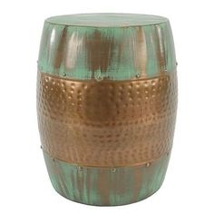 Shop for Aspire Home Accents 2685 Nantucket Metal Stool. Get free shipping at Overstock.com - Your Online Garden
