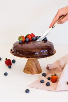 Recipes — The Natural Food Emporium Choc Fudge Cake, Chocolate Frosting, Chocolate Cake, Gluten Free Cereal, Gluten Free Cakes, Cold Cake, Vegan Cake, Cake Tins, Coconut Sugar