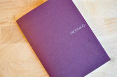 futuregirl craft blog : Fancy New Notebook