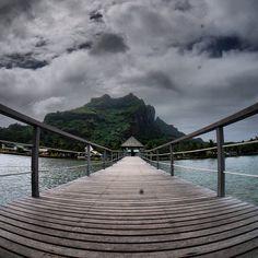Vaitape στην πόλη Bora Bora