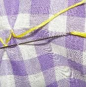 Counterchange Smocking How-To - via @Craftsy
