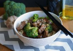 Beef Broccoli aus dem Slowcooker