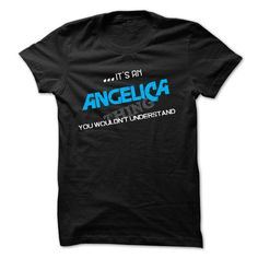 If your name is ANGELICA then this is just for you - #tie dye shirt #floral shirt. SECURE CHECKOUT => https://www.sunfrog.com/Names/If-your-name-is-ANGELICA-then-this-is-just-for-you-62485332-Guys.html?68278