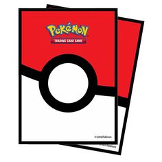 Pokemon - Pokeball Ultra Pro Deck Protective Sleeve - ZiNG Pop Culture
