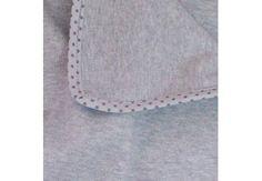 100% ORGANIC So chic! Organic mist baby blanket