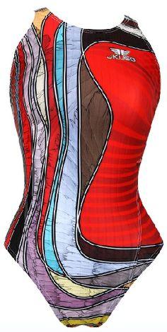 Jkuss Girls SL-04W Water Polo Suits, Synchronized Swimming, Swimsuits, Swimwear, Girls, How To Wear, Women, Fashion, Women's
