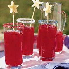 drink/star fruit
