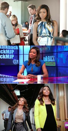 BET's  Being Mary Jane star Gabrielle Union