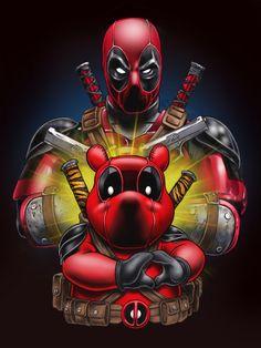 #Deadpool #Fan #Art. (ENTER: DEAD POOH) By:MichaelCrutchfield. (THE * 5 * STÅR * ÅWARD * OF: * AW YEAH, IT'S MAJOR ÅWESOMENESS!!!™)[THANK U 4 PINNING!!!<·><]<©>ÅÅÅ+(OB4E)   https://s-media-cache-ak0.pinimg.com/474x/92/ee/60/92ee6004ad2b3c85b0a21baa4225f220.jpg