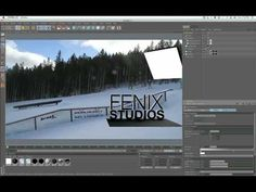 Tutorial- Motion Tracking, Cinema 4d Titles, and After Effects