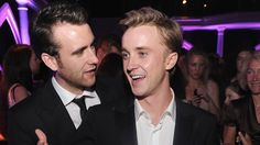16 Times Tom Felton Made Up For Draco Malfoy With Social Media Magic
