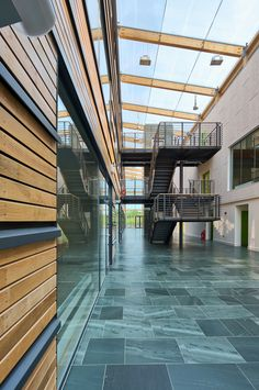 The iCon Innovation Centre Consarc Architects