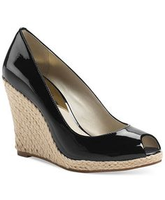 2c053050451f MICHAEL Michael Kors Keegan Wedges   I need these in my life!