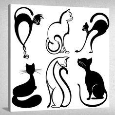 кошки наброски карандашом: 19 тыс изображений найдено в Яндекс.Картинках