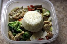 Stuff I Make My Husband: Make-ahead easy Thai curry