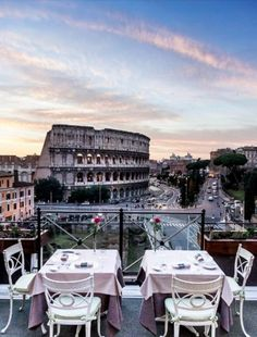 romantic restaurant in Rome