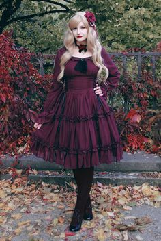 BunnyChrystina // zombieswhatever:   Autumn arrived~♪