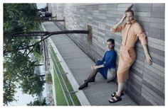 Sideways Fashion Shoot - 01 by An Le