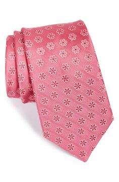 Ted Baker London 'Daisy Do' Floral Silk Tie | Nordstrom