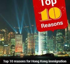 10 Reasons to #Migrate to #HongKong. Read more...   https://www.morevisas.com/hon g-kong-immigration/10-reasons-to-migrate-to-hong-kong/