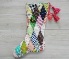 Diamond Stocking Tutorial by Mary Dugan and Shawn Morris of Sunny Day Supply