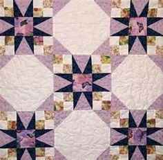 tennessee waltz quilt - I have this pattern